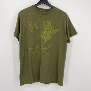 Star Wars YODA T-shirt mens size M